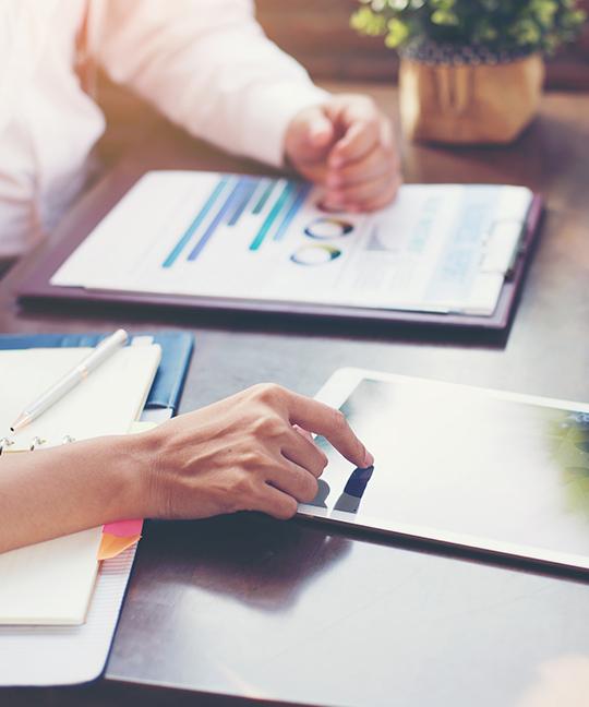 Accretio business development